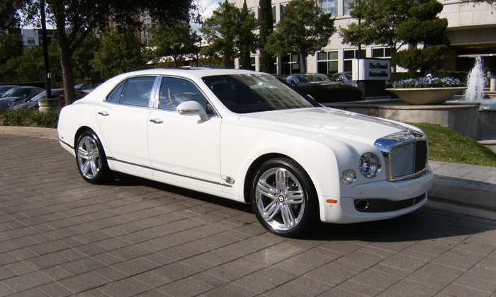 Bentley School Prom Car Hire Hire
