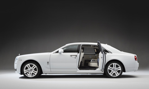 Rolls_Royce Ghost Hire Manchester