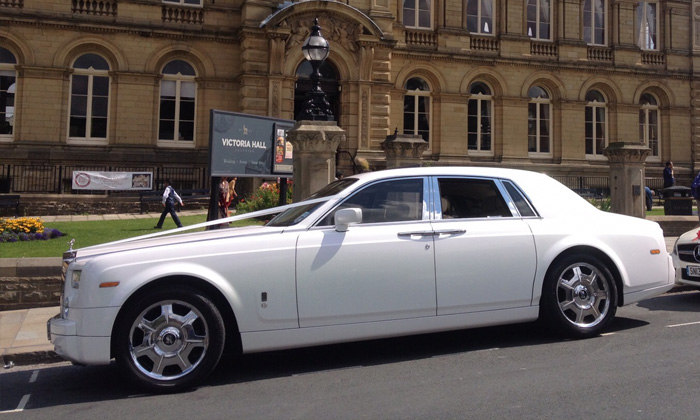 Rolls Royce Phantom Car Hire Manchester