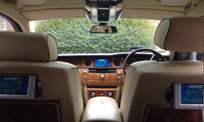 Rolls-Royce Limo Hire Manchester