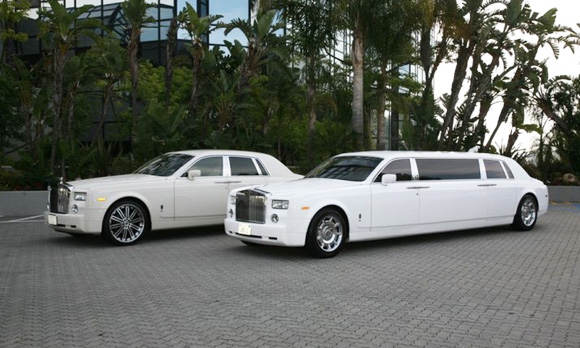 Rolls-Royce Wedding Limo Hire