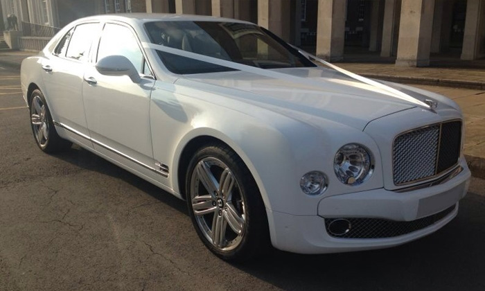 Bentley Wedding car Hire Bury