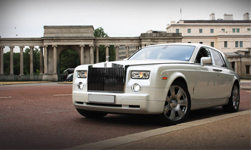 Rolls-Royce Hire Manchester