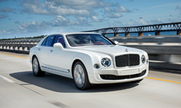 Bentley Car rental Sheffield