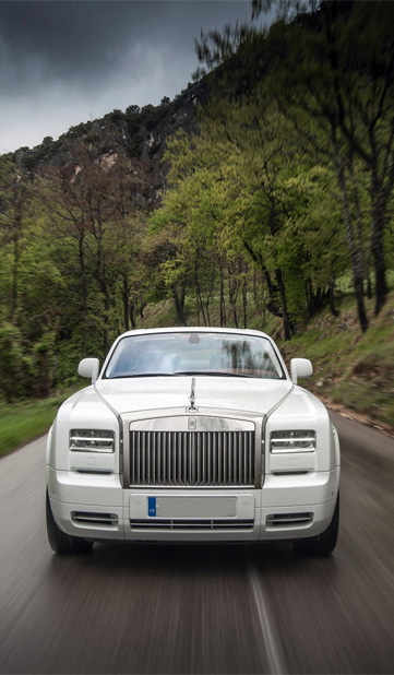 Rolls-Royce Phantom Glasgow