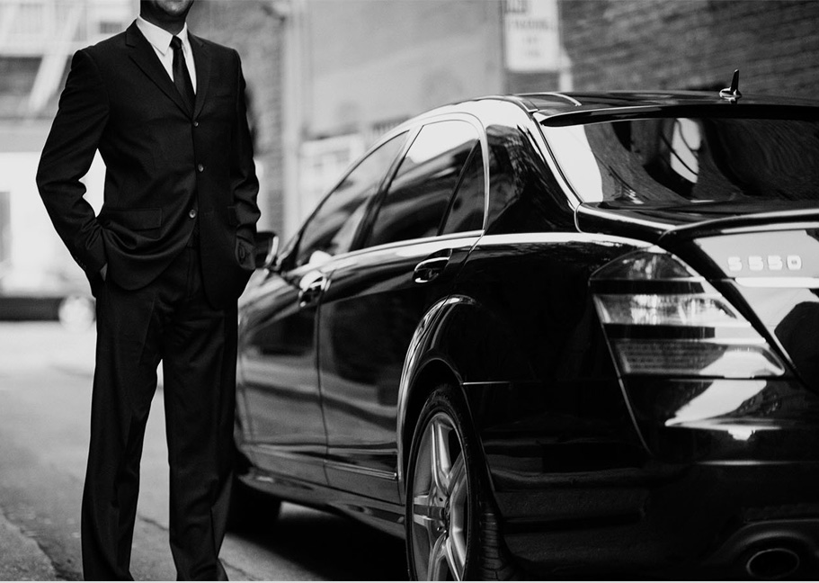 Glasgow Chauffeur Hire