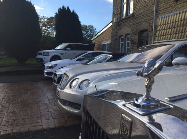 Prestige Car rental Oldham
