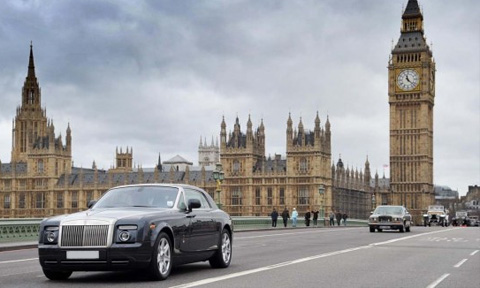 Rolls-Royce Hire London