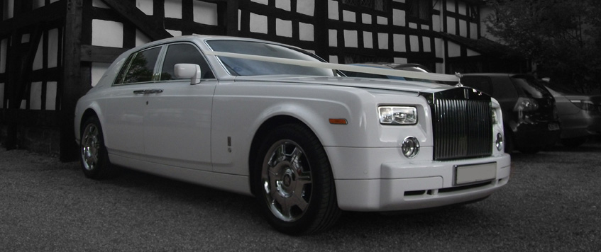 Rolls-Royce Car Hire Oldham